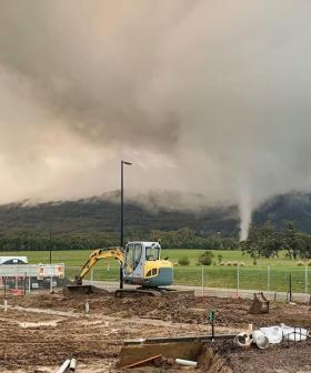 Tornado Rips Through Victorian Town, Described As 'Weak'