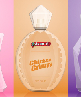 Arnott's Has Revealed Shapes Perfume Because 2020 Couldn't Get Weirder