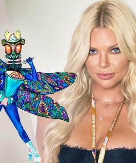 It's Been Revealed What Gave Away Sophie Monk As The Dragonfly On The Masked Singer