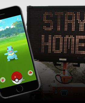 Man Playing 'Pokemon Go' Among 172 COVID Breaches In Victoria