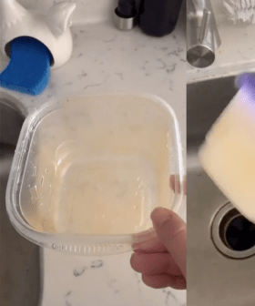 This Is How To Easily Get Rid of Orange Stains On Your Containers