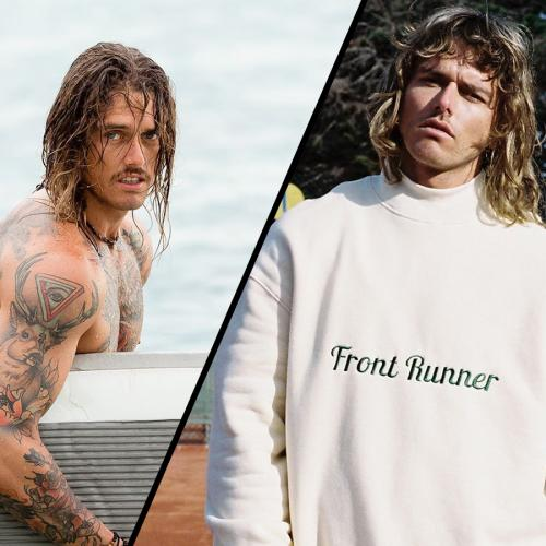 Bachie In Paradise's Timm Is Launching A Sportswear Label, CUE: EYEROLL