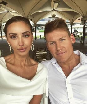 Married At First Sight Stars Lizzie Sobinoff & Seb Guilhaus Have Made A Big Announcement