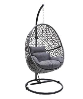 Aldi's Hanging Egg Chair Is Back On Sale Just In Time For Spring And It's Cheap