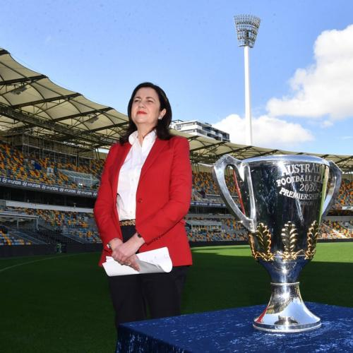 This Is Why Queensland DON'T Deserve The AFL Grand Final!