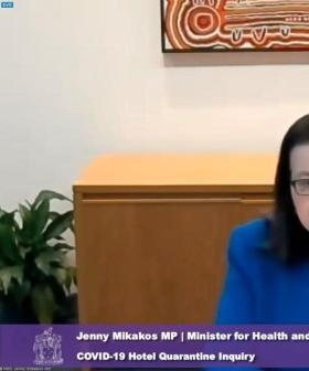 Victoria's Minister For Health Jenny Mikakos Resigns