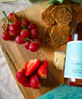 Say Hello (Hello) to this 'VF' (Very Friendly) Vegan Friendly Wine