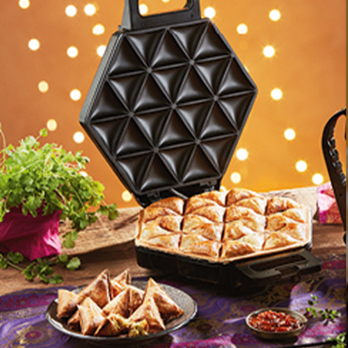 Aldi Will Be Slinging Massive Samosa Makers This Weekend