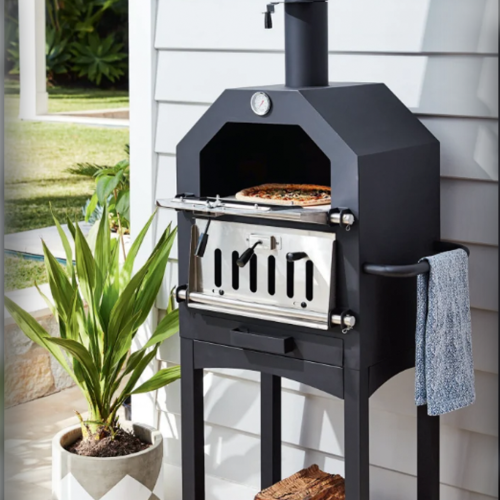 Aldi Are About To Start Slinging $179 Woodfire Pizza Ovens