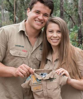Bindi Irwin Has Shared Her First Photo Of Her Little Baby And It's So CUTE!
