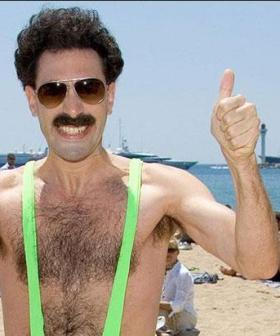 It's Been Confirmed There Is Borat 2 On The Way And Thank You, 2020.