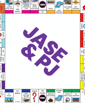 Getting Bored In Lockdown? You Can Now Play Jase & PJ MONOPOLY!