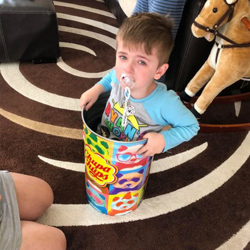 Emergency Services Called After Melbourne Boy Gets Stuck In Chupa Chups Tin