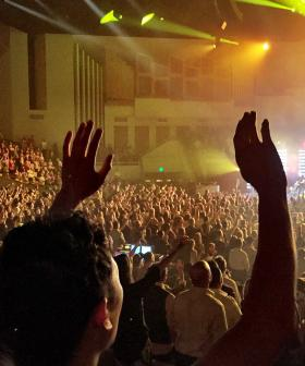 Iconic Live Venue Festival Hall Has Been Sold Off To Hillsong Church