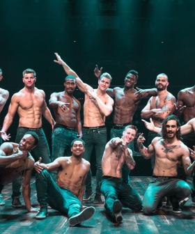 The Magic Mike Live Show Is Still Going Ahead In Melbourne But With New Dates!