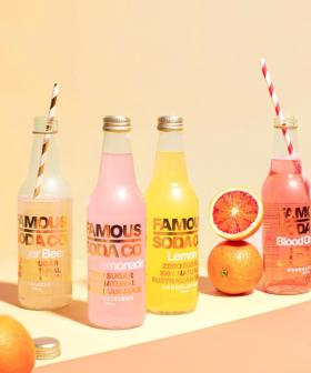 These Aesthetically Pleasing Sugar-Free Fruity Sodas Are All I Can Think About