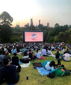 Moonlight Cinema Is Returning To Melbourne This Summer Because We Deserve Nice Things