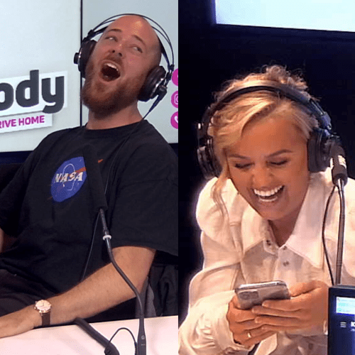 BUSTED!! Bachelorette Elly Reads Her Insta DMs From Woody On Live Radio...