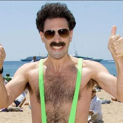 The New Borat Trailer Is Here And It Is About As Wrong As You Would Expect
