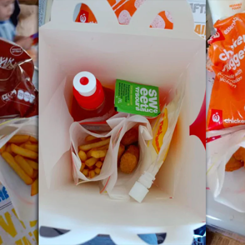 People Have Fallen In Love With This Mum's DIY Happy Meal Hack