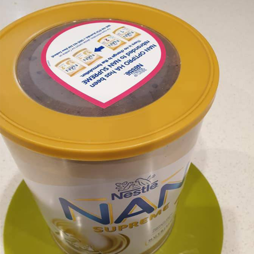 You'll Want To Check Your Baby Formula After Seeing What This Woman Found