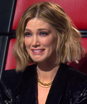 Delta Goodrem Addresses Rumours Mariah Carey Is Replacing Her On 'The Voice'