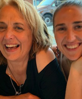 After Eight Months, PJ Surprised Her Mum For An Emotional Reunion