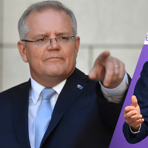 PM Scott Morrison Reveals Whether He Can Actually Stop Melbourne's Lockdown