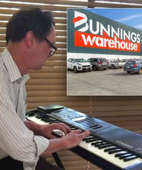 FOUND: The Man Who Composed The Iconic Bunnings Theme Tune