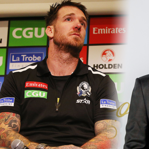 AFL Legend Dane Swan Stuns Us All As He Reveals Incredible News About His Personal Life