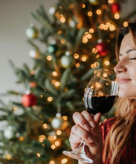 In Need of a Fabulous Christmas Gift For A Wine Lover? This Adult Advent Calendar Is Nothing to Wine About!