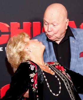 Aussie TV Legend Bert Newton Has Been Hospitalised