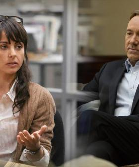 Constance Zimmer Spills What Kevin Spacey Was Really Like On The Set Of 'House Of Cards'