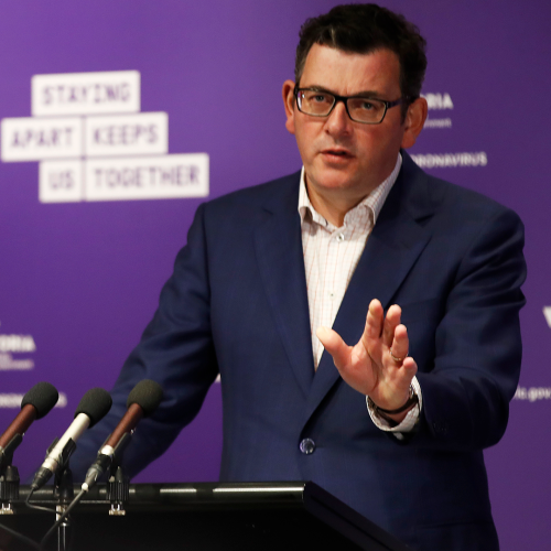DANIEL ANDREWS EXPLAINS: Will We Go Back Into Lockdown If We Have A Outbreak Again?
