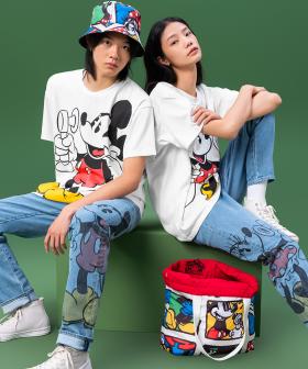 Disney & Levi's Have Teamed Up For A Super Nostalgic Collection