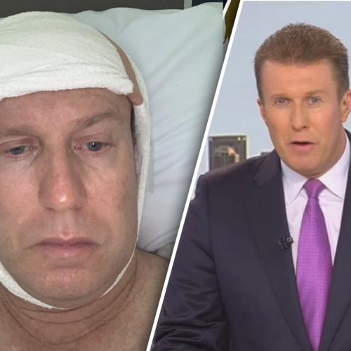 """I Am A Lucky Fella"": Channel Nine's Peter Overton Undergoes Surgery"