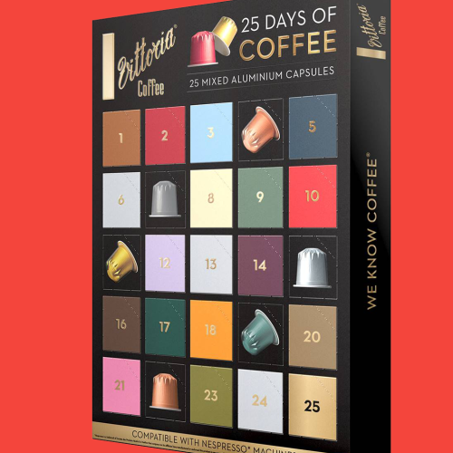 Woolworths Is Now Selling An Advent Calendar Dedicated To Coffee Fanatics