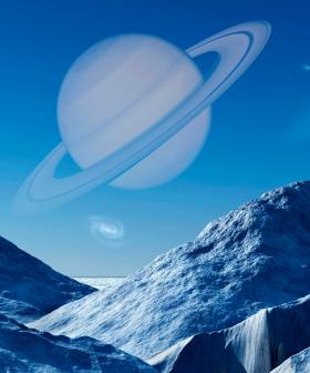 Huge Planetary Event Tonight: You'll Be Able To See Jupiter & Saturn In The Sky!