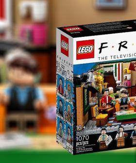 Kmart Are Selling A Friends-Themed Lego Set And I NEED IT FOR CHRISTMAS!