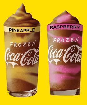 Maccas Has Release 7 Insanely Summery Frozen Coke Flavours