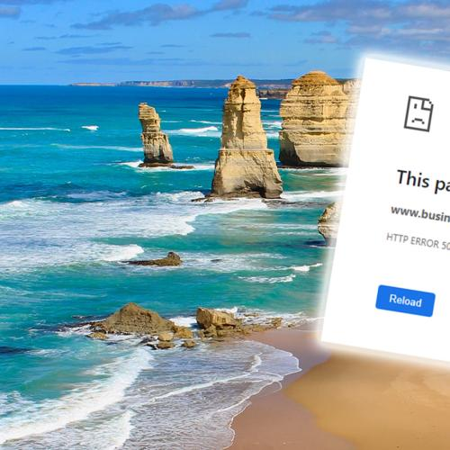 The Website Where You Get Those $200 Regional Travel Vouchers Crashed Almost Immediately