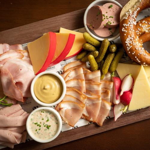 This Sydney Restaurant Is Doing Bottomless Charcuterie & Honestly Brie It On!
