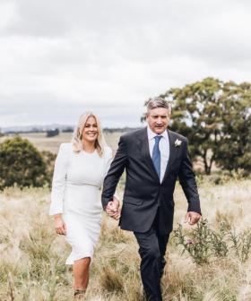 Sam Armytage Divulges Why She Was In Tears The Day Before Her Wedding