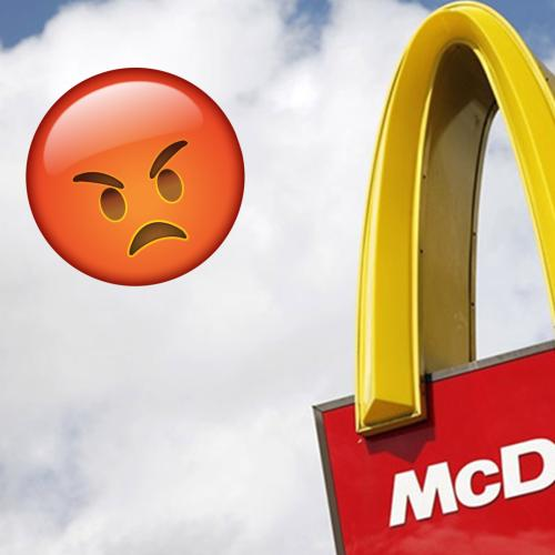 Woman Calls Police After Getting Far Too Angry At A McDonalds Drive Thru, Saying Service Was 'Unfair'