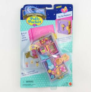 Polly Pocket 70blabear