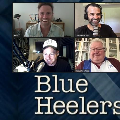 The Blue Heelers Cast Reunite for a Table Read in 2021!