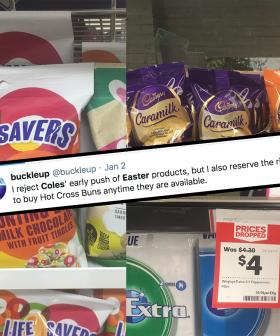 Supermarkets Are Already Stocking Shelves With Easter Eggs - Is It Too Early?