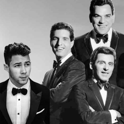 Nick Jonas Rumoured To Be Playing Frankie Valli In New Version Of 'Jersey Boys'