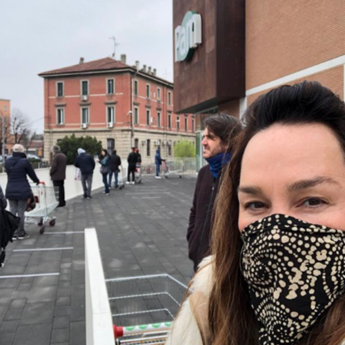 """We Came From The COVID Corridor"": Kate Langbroek Describes Living In Italy's Lockdown"