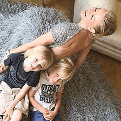 Naomi Watts Won't Let Her Kids Watch Any of Her Movies
